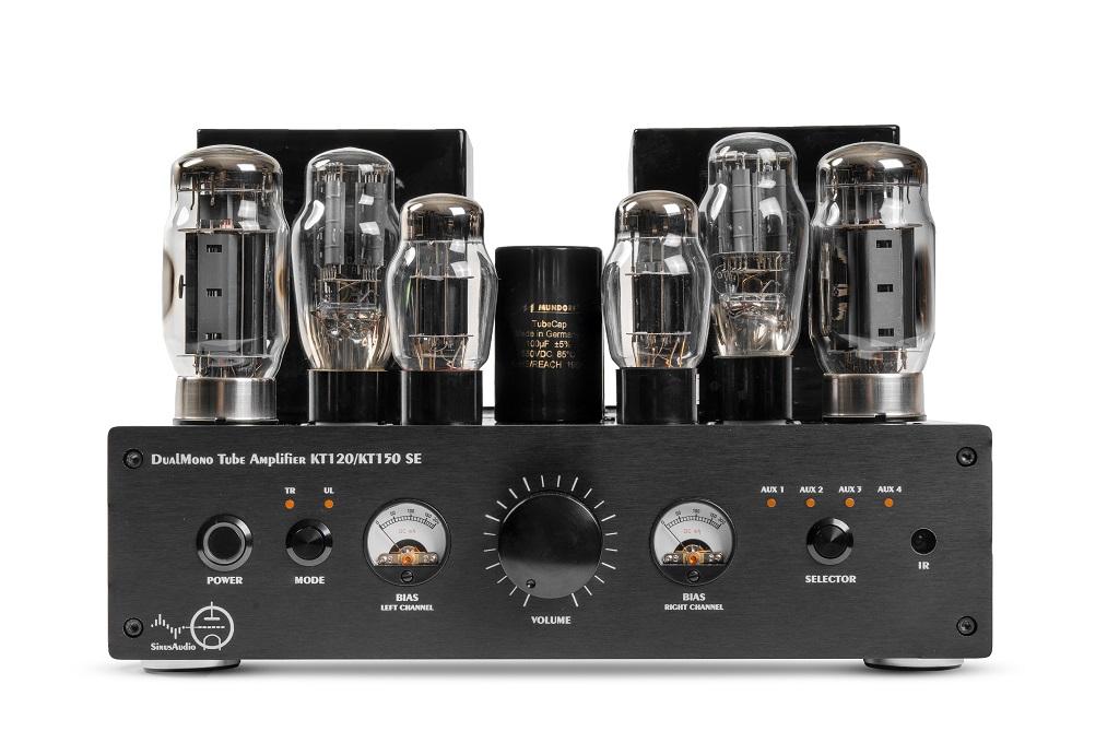 Wzmacniacz Lampowy DualMono SE KT120 ProAudio