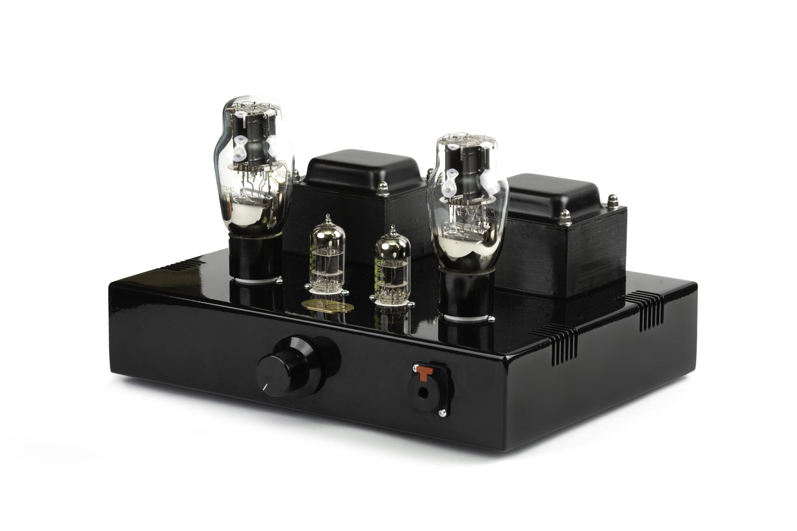 Wzmacniacz słuchawkowy DualMono OTL 6C4C