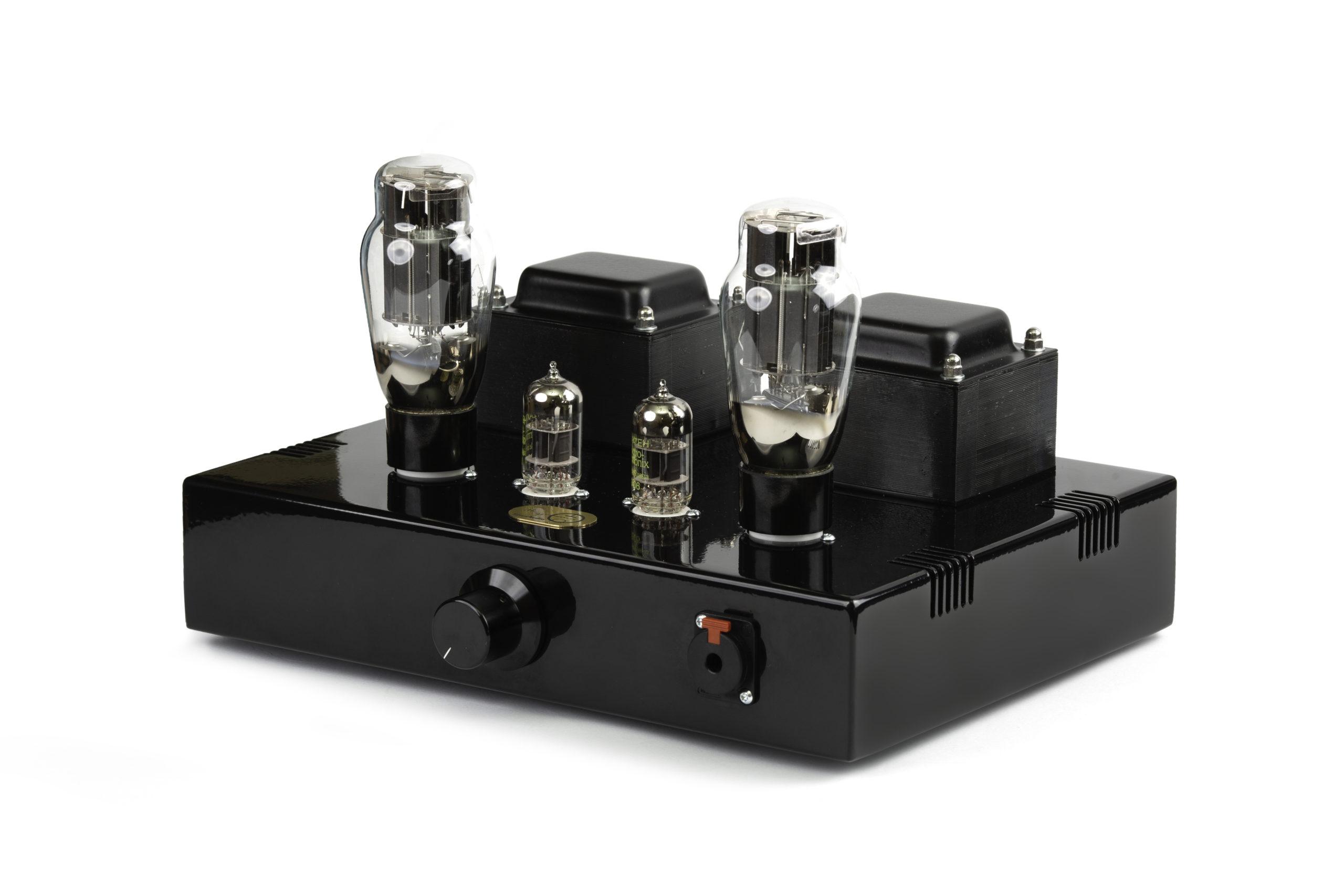 Wzmacniacz słuchawkowy DualMono OTL 6N13S