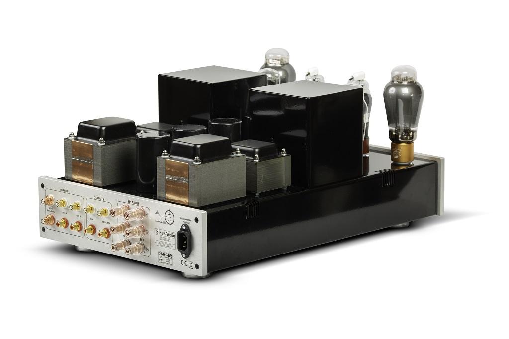 Wzmacniacz Lampowy DualMono SE 300B ProAudio