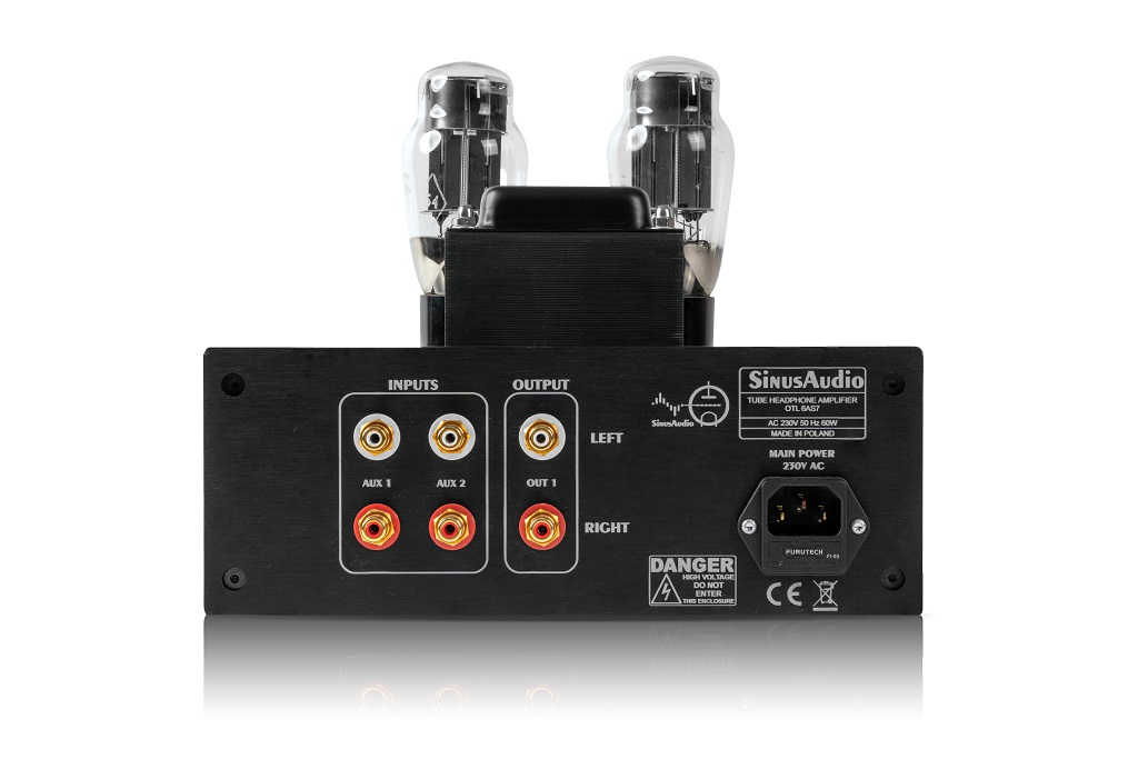 Wzmacniacz słuchawkowy OTL 6N13S ProAudio
