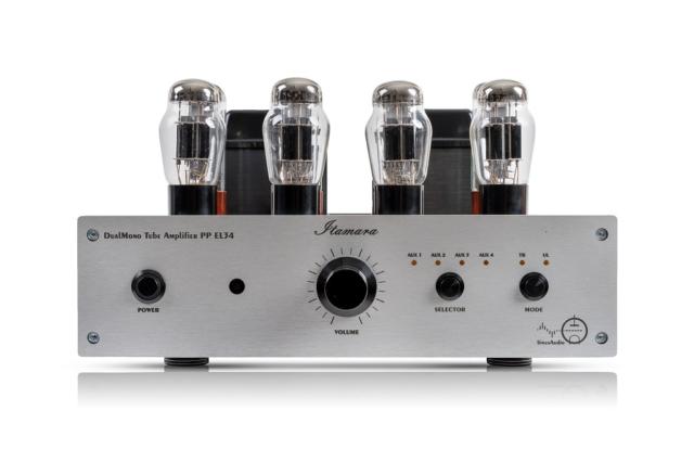 Wzmacniacz Lampowy DualMono PP EL34 KT88 ProAudio