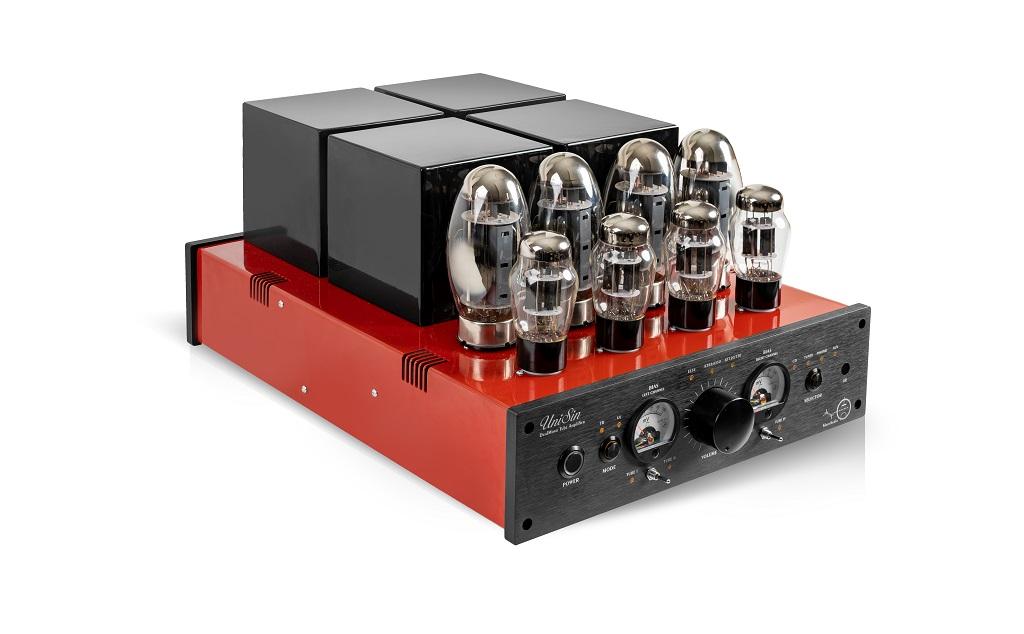 Wzmacniacz Lampowy DualMono PP EL34 KT88 KT120 KT150 ProAudio