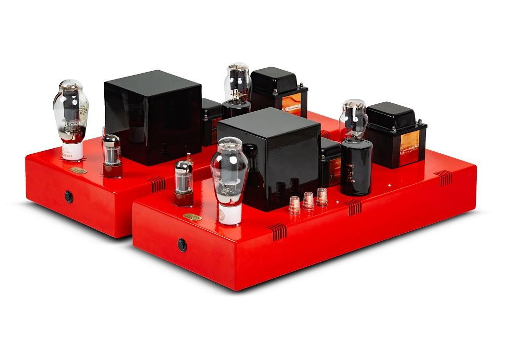 Wzmacniacz Lampowy DualMono SE 300B Monobloki