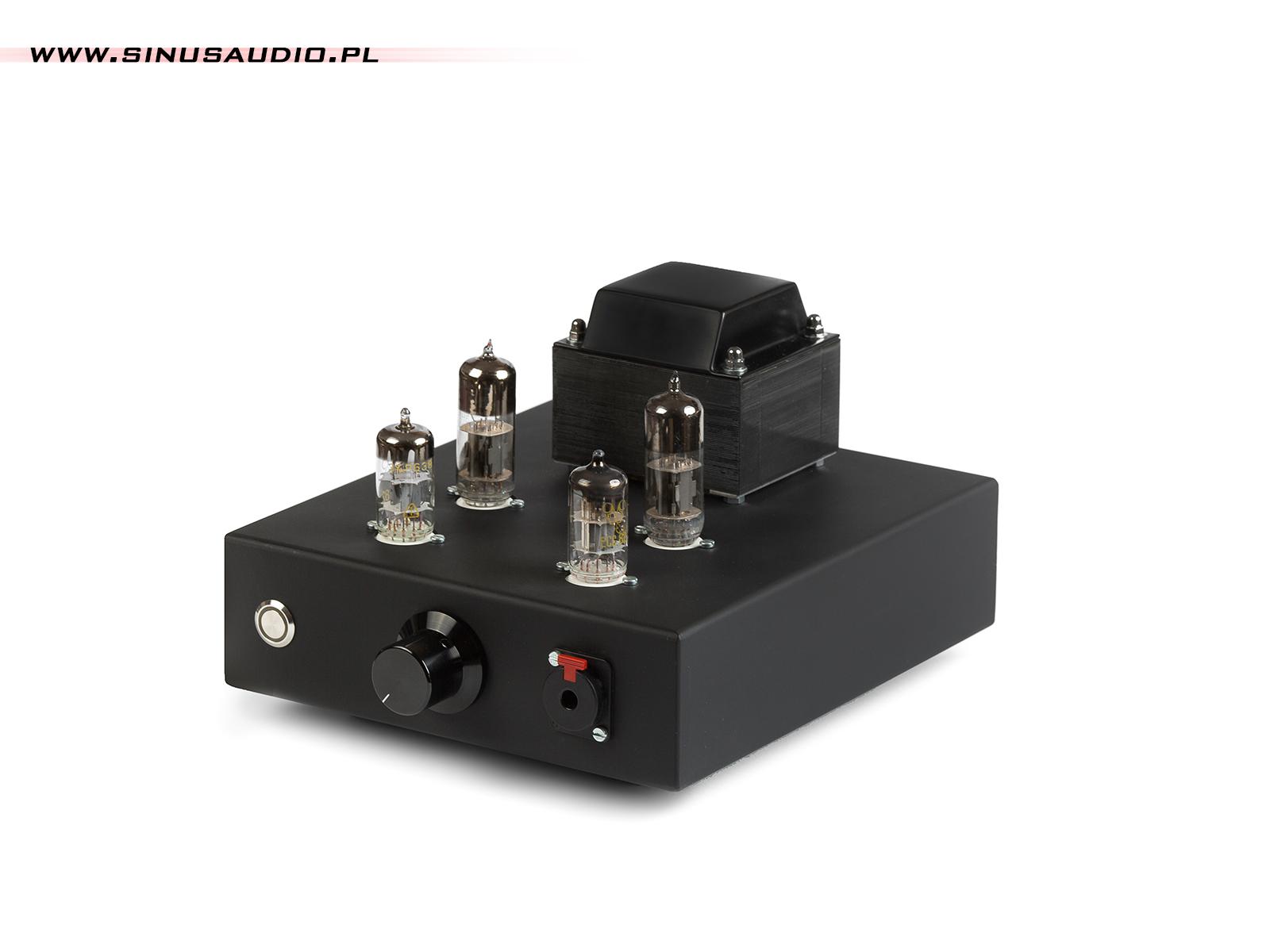 Wzmacniacz Słuchawkowy OTL 6N6P