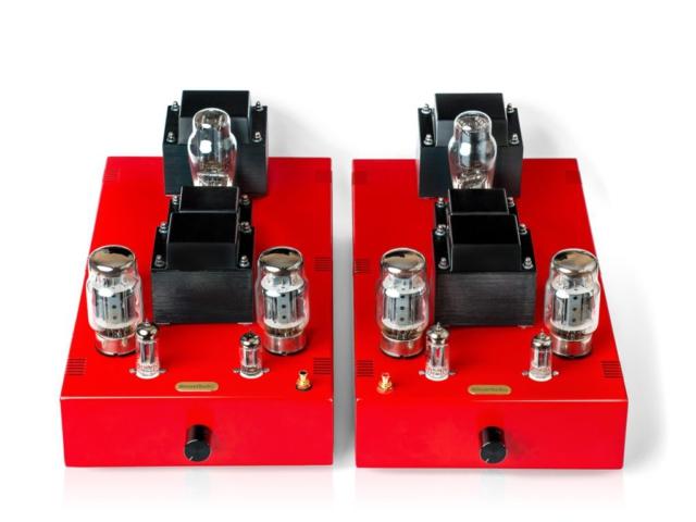 Wzmacniacz Lampowy DualMono PP KT88